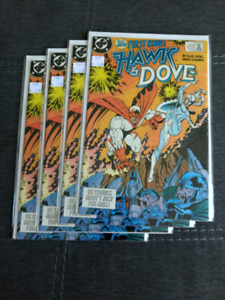 Hawk and Dove #1. For $5 you get all 4