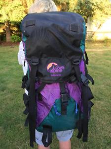 Lowe Alpine Sundancer backpack !