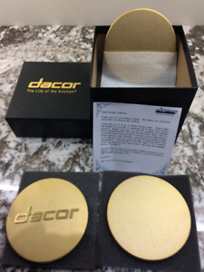 Dacor Gas Range Burner Caps