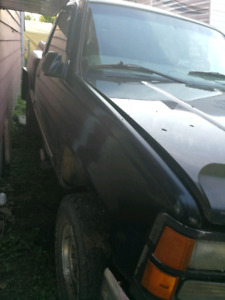 1997 GMC stepside regular cab 4x4