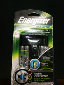 Ksq buy&sell Energizer pro charger chprowb4 for sale