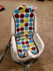 high chair - straps to any regular chair