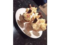Delicious home baked cakes for sale