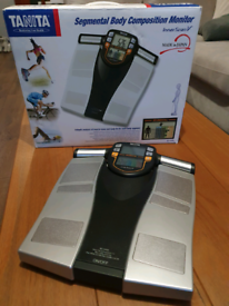 Tanita BC-545N full body composition weight scales