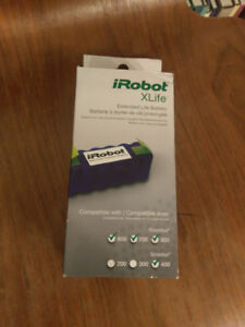 iRobot Roomba / Scooba XLife Extended Life Battery
