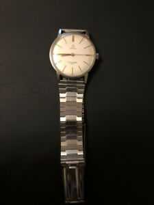 Omega Seamaster 600 Watch - 56 years  Vintage - Like Brand New