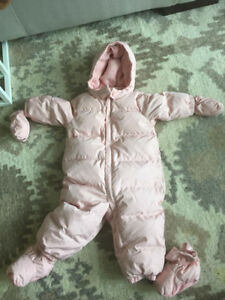 Baby Gap 12-18 months snowsuit