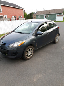 2011 Mazda 2. Works great. Inspected.