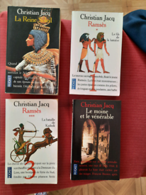 Christian Jacq books