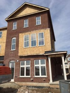 Brand new executive townhouse for lease waterdown