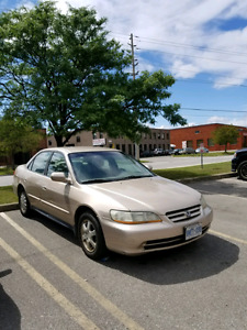 2002 Honda Accord SEDAN FOR SALE