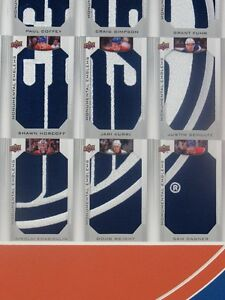 2013-2014 Edmonton Oilers Collection Monumental Emblems, Gretzky Edmonton Edmonton Area image 5