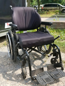 Wheelchair fully adjustable MANUAL