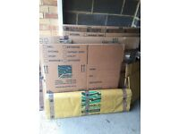 Cardboard boxes - MOVING HOME OR STORING ITEMS?? new/flat packed