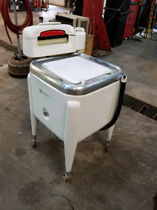 Vintage collectable washing machine