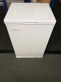 Brand New Fridgemaster MCF96 55cm Chest Freezer - White