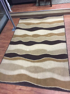 EH Frequency Toffee Area Rug