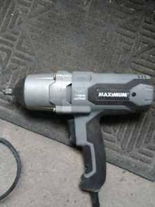 Heavy-surf impact wrench