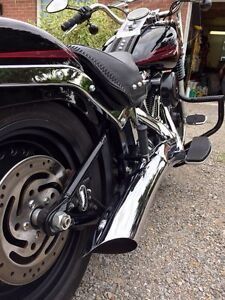 2008 Harley Fatboy soft tail