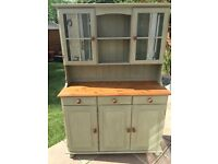Pine Dresser Painted in Annie Sloan Chateau Grey £275