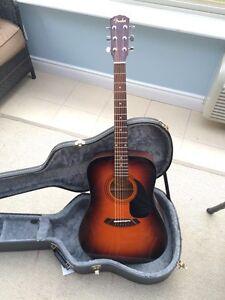 Fender Acoustic CD60 with Hardshell Case