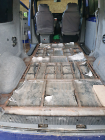 Rear seats for conversion for t5 lwb