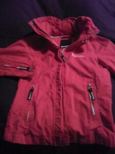 Red bench jacket ---  xs Kingston Kingston Area image 1