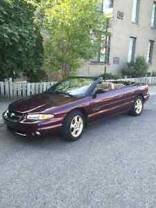 1998 Chrysler Sebring Jxi Cabriolet