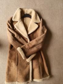 Womens / Mens Sheepskin Coat