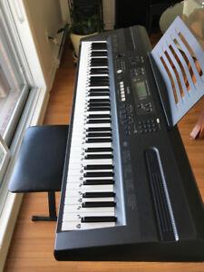 Clavier électronique Casio WK-110