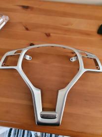 Genuine mercedes wheel trim Bezel