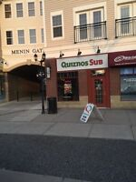 Quiznos at Garrison Gate For Sale!