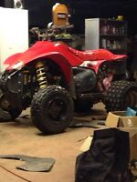 2001 500high output scrambler with stage 2 hot cam $1200!!!