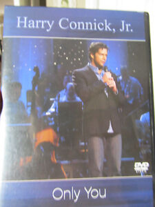 Harry Connick Jr. ONLY YOU    CONCERT DVD $6.00