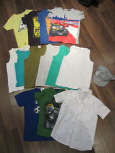 children clothing size 6/7T