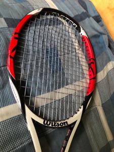 Tennis Racket - Wilson K Factor
