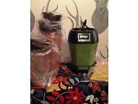 Brand New Nutri Bullet in Avocado green...