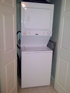 "Frigidaire 27"" Laundry Center Washer/Dryer Combo (MEX731CFS)"