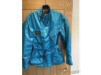 Men's Barbour international blue coat