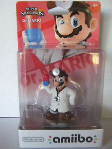 [NA version] (New) Dr. Mario amiibo