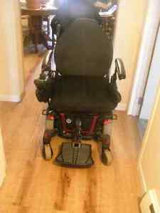 electric wheelchair  and  Walker