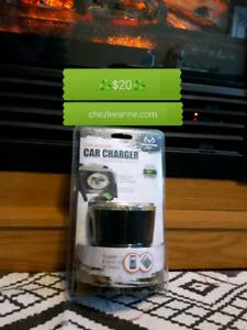 Car lighter usb charger