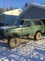 86 ford bronco