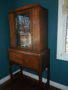 china cabinet/display cabinet