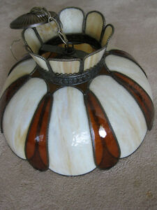 VINTAGE TIFFANY LIGHT FIXTURE