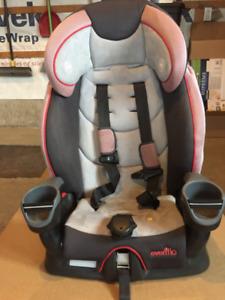banc d'auto pour bébé