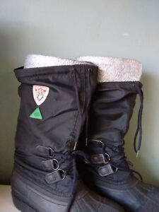 """Don""""t freeze Baffin -60C Artic Work Wear Boots with liners"""