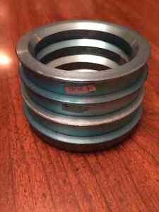 Wheel Hub Centering rings for rims