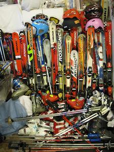 Super Bas Prix Beaucoup de Ski Alpin Junior,Adulte,Bottes,Pôle Saint-Hyacinthe Québec image 5