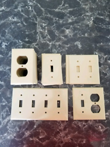 LIGHTING WALLPLATES FOR SALE, IN GREAT CONDITION!!!